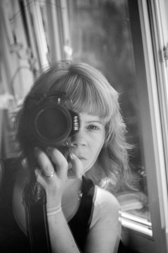 Kateřina Stránská - fotografka